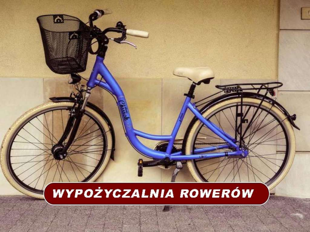 Rzeszów Rent Bike - rental bicycle