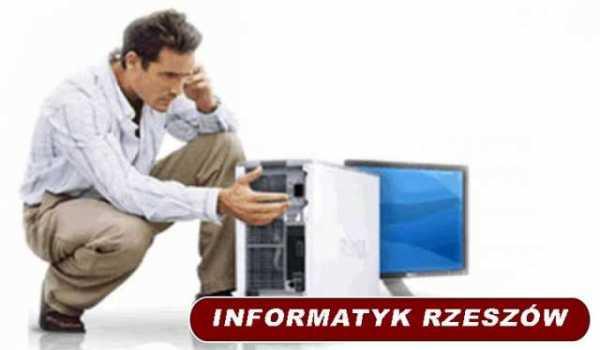 Informatyk Rzeszów Usługi Informatyczne